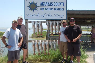 Limit of Redfish