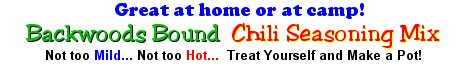 Click Here To Order Chili Mix!
